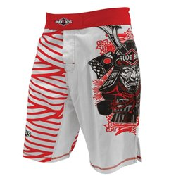 Pantalones Cortos MMA SHORTS Fight Bermudas RUDE BOYS SAMURAI