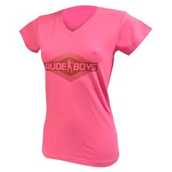 Ladies TShirt RUDE BOYS SLIM