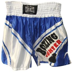 Pantalones Cortos Muay Thai Shorts K1 CHARLIE FIGHTER