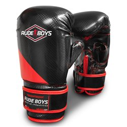 Guantes de Boxeo para Saco RUDE BOYS POWER PUNCH Guantillas