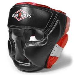 Head Guard Boxing Cheekbone Training RUDE BOYS PROMAX NG