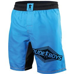 Pantalones Cortos MMA Bermudas Fight Shorts K1 RUDE BOYS SYMBOL