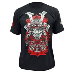 Camiseta TShirt RUDE BOYS Tee SAMURAI