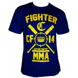 Camiseta TShirt CUSTOM FIGHTER MMA