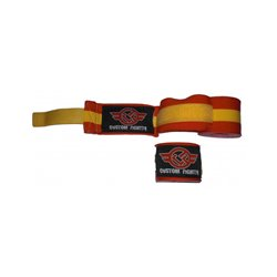 Boxing Handwraps Semielastics CUSTOM FIGHTER España 5m
