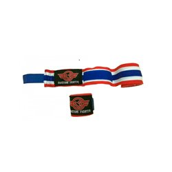 Boxing Handwraps Semielastics CUSTOM FIGHTER Thailand 5m