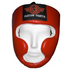 Casco de Boxeo Pomular Entrenamiento CUSTOM FIGHTER