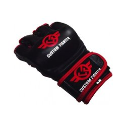 Guantes MMA CUSTOM FIGHTER Competición y Entrenamiento FITNESS