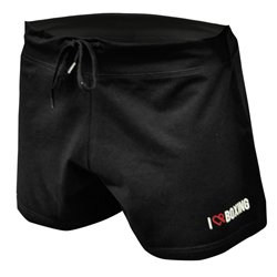 Ladies Shorts RUDE BOYS LOVE BOXING