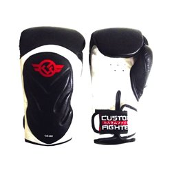 Training Boxing Gloves Muay Thai CUSTOM FIGHTER GALAXY