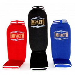 Shin Guards Muay Thai K1 IMPACTO TUBULARES