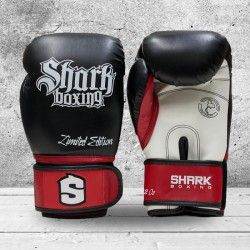 Boxing Gloves Training SHARK BOXING SAN SIRO NEGRO
