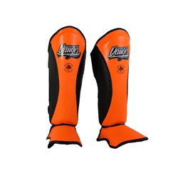 Shin Guards Muay Thai DANGER EVOLUTION NEON