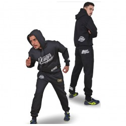 Cotton Tracksuit DANGER BLACK