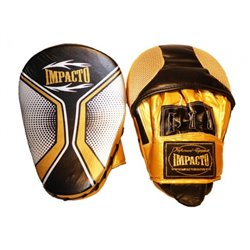 Boxing Mitts Curved Training IMPACTO