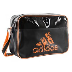 Sports Bag ADIDAS RETRO Charol 32x46x19cm Orange