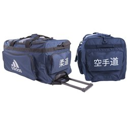 Sports Bag with Wheels ADIDAS Judo Giant 70x40x37cm