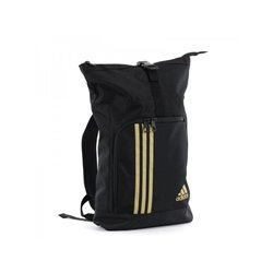 Bolsa de Depotes ADIDAS Training Military Petate Negro 70x25x35cm