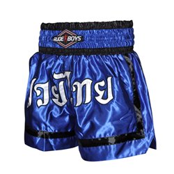 Pantalones Cortos Muay Thai Shorts K1 RUDE BOYS TRADITIONAL