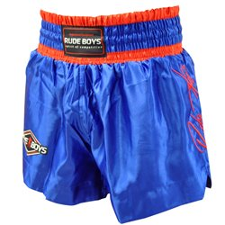 Muay Thai Shorts K1 RUDE BOYS SIGNATURE