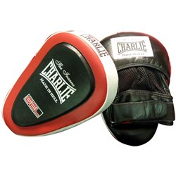 Boxing Training MITTS CHARLIE Curved Gel