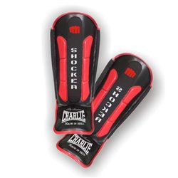 Shin Guards Muay Thai K1 CHARLIE SHOCKER