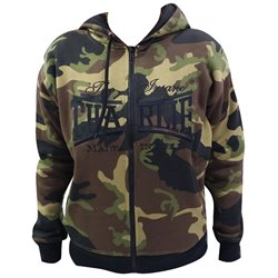 Sudadera con Capucha CHARLIE Jungle