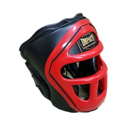 Boxing Head Guard REJILLA IMPACTO