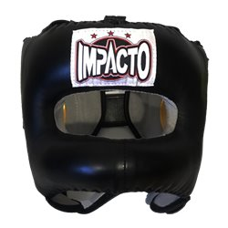 Head Guard Boxing with Bar IMPACTO MÉXICO