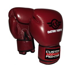 Guantes de Boxeo Entrenamiento CUSTOM FIGHTER RETRO VINO