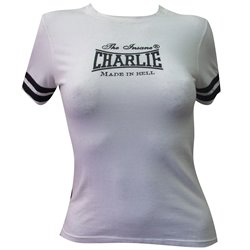CHARLIE - camiseta stripes