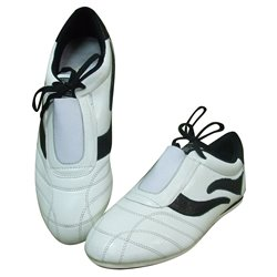 Sneakers Taekwondo Style Leather CHARLIE