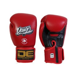Training Boxing and Muay Thai Gloves Danger SUPER MAX